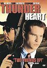 Thunderheart (DVD, 1998, Closed Caption)