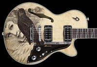 """Duesenberg Guitar Artist Series Dave Stewart """"The Blackbird"""" Signature Electric"""