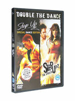 Step Up/Step Up 2 The Streets (DVD, 2008, 2-Disc Set, Box Set) region 2 & 4