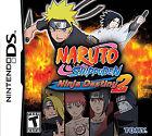 Naruto Shippuden: Ninja Destiny 2 (Nintendo DS, 2009)