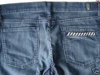 Seven for all Mankind 7 THO Straight Damen Jeans Gr 30