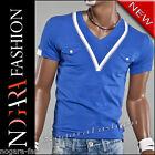 Kickdown T-Shirt Maglietta Uomo 2311 blu 2311 TG. S / M / L / XL