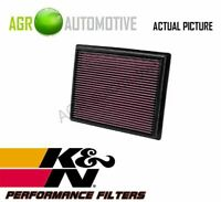 NEW K&N PERFORMANCE AIR FILTER HIGH-FLOW AIR ELEMENT GENUINE OE QUALITY 33-2443