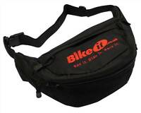 Bike-It Luggage Bum Bag Black
