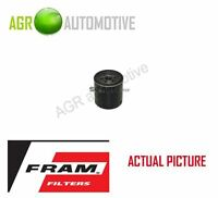 FRAM ENGINE OIL FILTER GENUINE OE QUALITY SERVICE REPLACE - PH9733