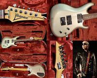 IBANEZ Prestige Joe Satriani JS1600 PSV Premium Silver E-Gitarre
