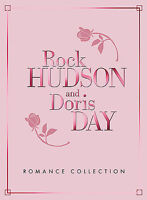 Rock Hudson& Doris Day Romance Collection (DVD, 2004, 3-disc set) Very Good!