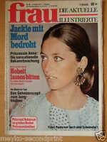 Frau die aktuelle 42/1969, Helmut Haller, Bardot, Freddy, Esther Ofarim, Davy G.