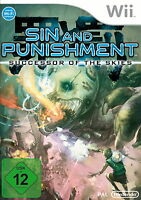 Sin and Punishment: Successor of the Skies - Nintendo Wii - NEU - Treasure