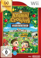 Animal Crossing: Let's Go to the City -- Nintendo Selects (Nintendo Wii, 2011, D