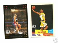 2007-08 Topps Basketball complete set of 185