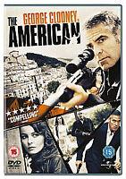 The American (DVD, 2012)