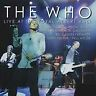 The Who: Live At The Royal Albert Hall (CD) 3 CD SET WITH OUTER SLIP COVER