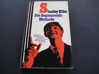 Stanley Ellin: Die Segensreich-Methode; Scherz TB, 1975