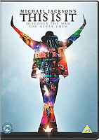 Brand new and sealed Michael Jackson - This Is It (DVD, 2010)