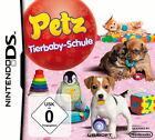 Petz: Tierbaby-Schule -- Pyramide Software (Nintendo DS, 2012)