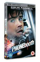 Phonebooth  (New and Sealed) Sony PSP UMD Video Movie