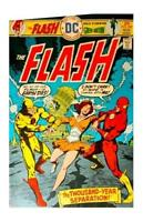 THE FLASH 237 (NM-) THE 1000 YEAR SEPERATION (FREE SHIPPING)  *