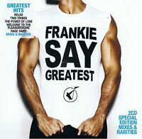 Frankie Goes To Hollywood - Frankie Say Greatest (Special Edition) 2CDs Neu Best
