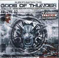 Gods Of Thunder Vol.2 - 2 CDs Neu Thunderdome 2006 - 567482 Swarm - Meagashira