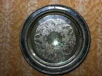 WILLIAM ROGERS 160 SILVER PLATTER
