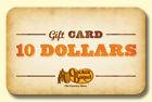 100 Cracker Barrel eGiftcards