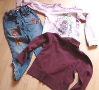 Bekleidungspaket 3 Teile,Jeans + 2 Pullover,Gr.122,LOGG,Berti,dopodopo,gut erh.
