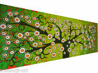 Aboriginal Art Painting Abstract Tree Flower Large Canvas Australia by jane