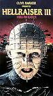 HELLRAISER 3: HELL ON EARTH OOP VHS! UNRATED VERSION PINHEAD DOUG BRADLEY HORROR