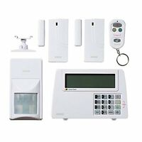 Home Expandable Wireless Burglar Alarm Security System Motion Door Window