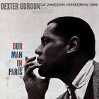 Dexter Gordon - Our Man In Paris (Rudy Van Gelder Remaster) (Blue Note CD 2003)