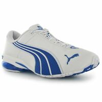 PUMA Mens Gents Puma Jago Nylon Lace Up Trainers Running Shoes