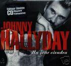 MAXI CD DIGIPACK JOHNNY HALLYDAY 2T UN JOUR VIENDRA NEUF SCELLE EDITION LIMITEE
