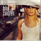 CD CARTONNE CARDSLEEVE BLU CANTRELL 2T DE 2001 HIT' EM UP STYLE (OOPS) NEUF SCEL