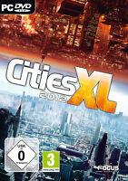 Cities XL 2012 von dtp entertainment AG   Game   gebraucht