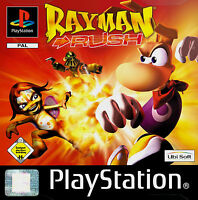 Rayman Rush | Playstation 1 | PS1 | PSX | PS One | gebraucht in OVP