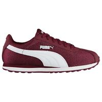 Puma Mens Turin Mesh Trainers Runners Lace Up Shoes Textile Breathable