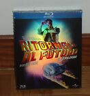 TRILOGIA RITORNO AL FUTURO-RETRO TO THE FUTURE-3 BLU-RAY-NUOVO-NUOVO-SIGILLATO