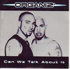 CD CARTONNE ORGANIZ ' CAN WE TALK ABOUT IT 2T DE 1999