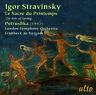 CD STRAVINSKY LE SACRE DU PRINTEMPS RITE OF SPRING PETRUSHKA BALLET SUITE 1947