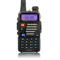 BaoFeng * UV-5R Plus * 2M/70cm Walkie-Talkies 136-174/400-480Mhz Hand-Funkgerät