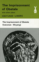 The Imprisonment of Obtala (African Writers Series)-ExLibrary