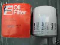 QUALITY FRAM OIL FILTER - FITS: FORD MONDEO & FOCUS C-MAX & MAZDA 3 - PETROL