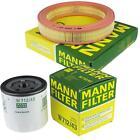 MANN-FILTER Set Filtro olio, Aria KIT DIAGNOSI AUTO mol-9685255