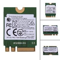 802.11b/g/n NGFF/M.2 WIFI + Bluetooth 4.0 Wireless Wlan Adapter Card for Windows