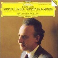 Franz Liszt - Sonata in B minor - Maurizio Pollini