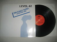 Level 42 - The early tapes July/Aug 1980   Vinyl LP