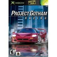 Project Gotham Racing (Microsoft Xbox, 2002) - European Version