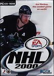 NHL 2000 (PC: Windows, 1999) - European Version