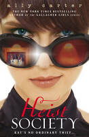 Heist Society by Ally Carter (Paperback, 2011)